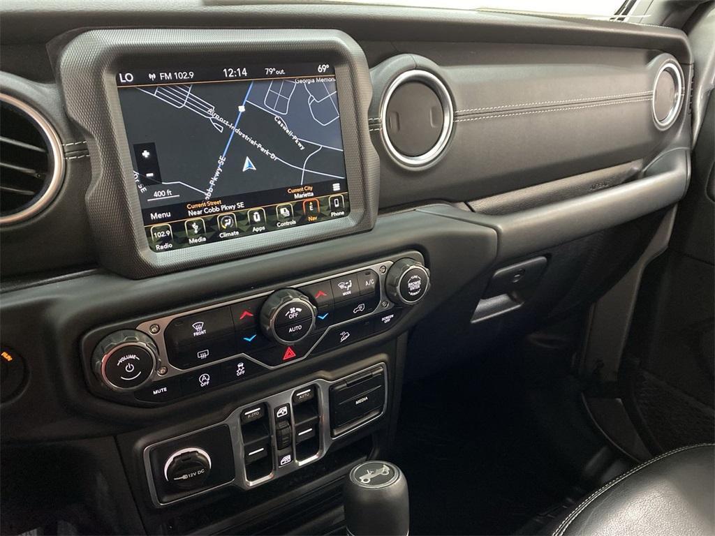 Used 2018 Jeep Wrangler Unlimited Sahara for sale $42,444 at Gravity Autos Marietta in Marietta GA 30060 29