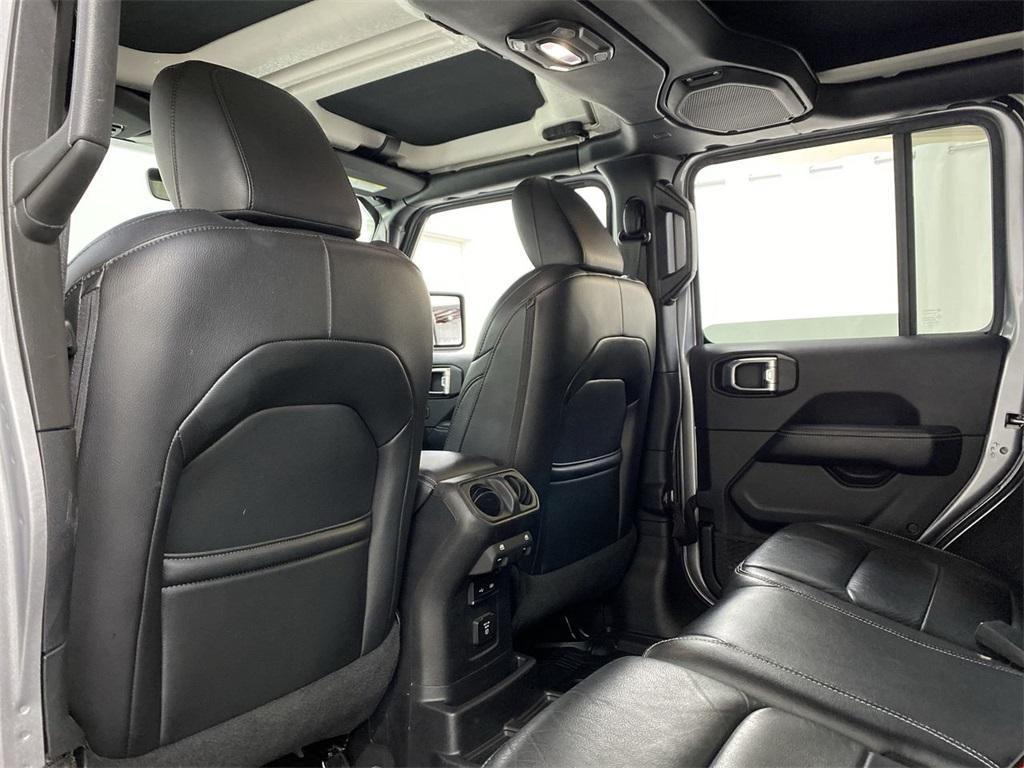 Used 2018 Jeep Wrangler Unlimited Sahara for sale $42,444 at Gravity Autos Marietta in Marietta GA 30060 33