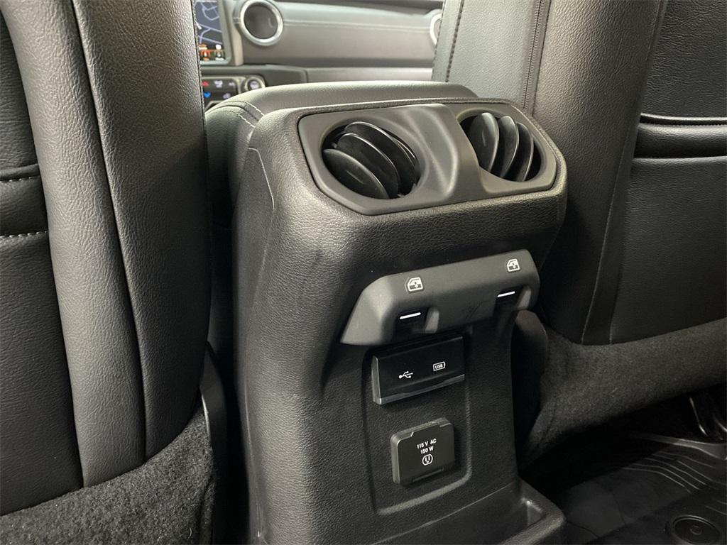 Used 2018 Jeep Wrangler Unlimited Sahara for sale $42,444 at Gravity Autos Marietta in Marietta GA 30060 34