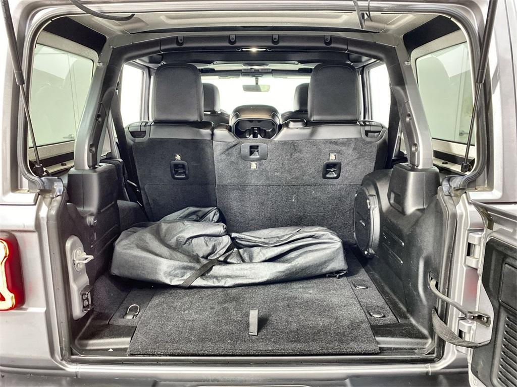Used 2018 Jeep Wrangler Unlimited Sahara for sale $42,444 at Gravity Autos Marietta in Marietta GA 30060 36