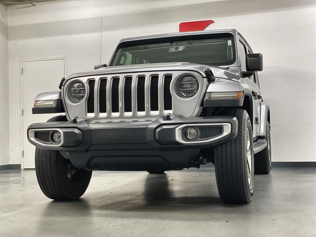 Used 2018 Jeep Wrangler Unlimited Sahara for sale $42,444 at Gravity Autos Marietta in Marietta GA 30060 4