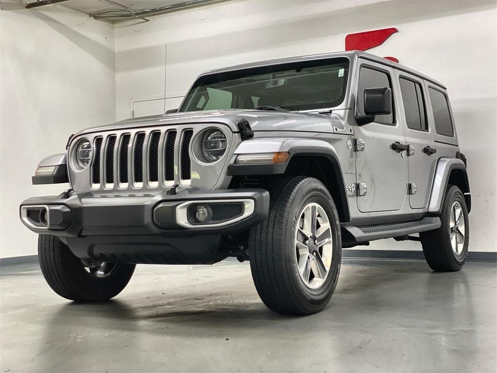 Used 2018 Jeep Wrangler Unlimited Sahara for sale $42,444 at Gravity Autos Marietta in Marietta GA 30060 5
