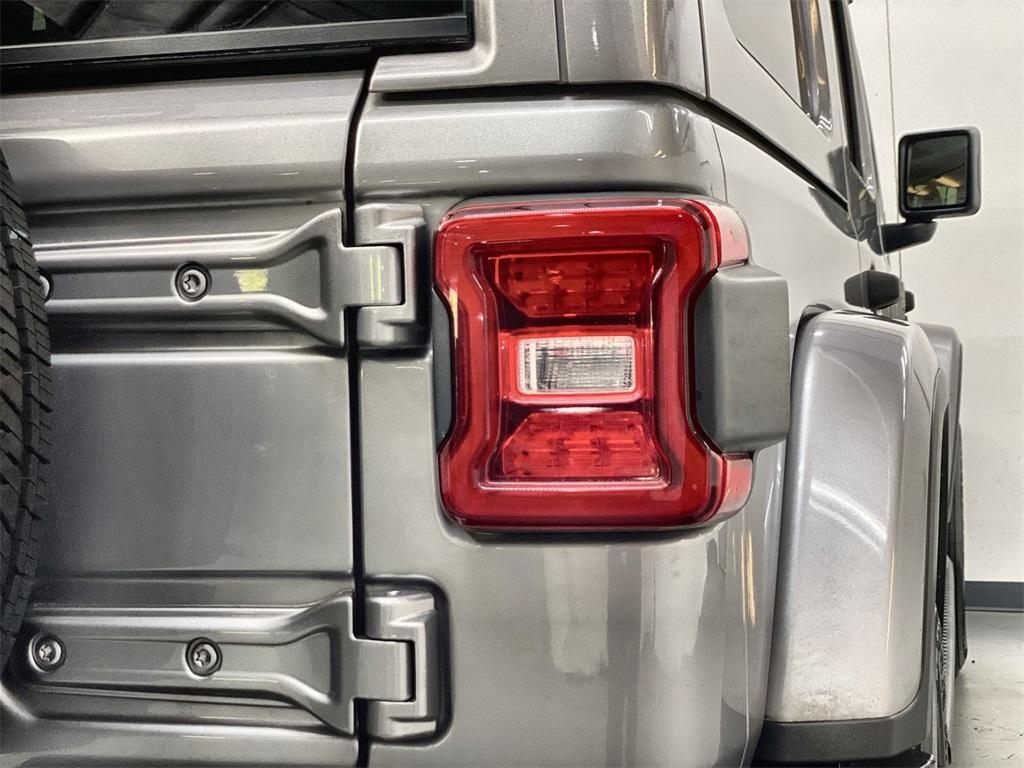 Used 2018 Jeep Wrangler Unlimited Sahara for sale $42,444 at Gravity Autos Marietta in Marietta GA 30060 9