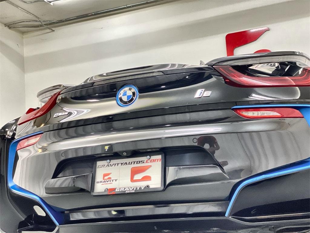 Used 2015 BMW i8 Base for sale $69,888 at Gravity Autos Marietta in Marietta GA 30060 14
