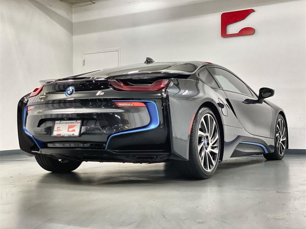 Used 2015 BMW i8 Base for sale $69,888 at Gravity Autos Marietta in Marietta GA 30060 7