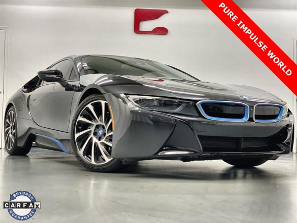 Used 2015 BMW i8 Base for sale $69,888 at Gravity Autos Marietta in Marietta GA