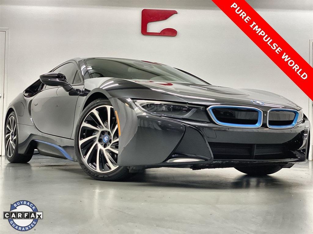 Used 2015 BMW i8 Base for sale $69,888 at Gravity Autos Marietta in Marietta GA 30060 1