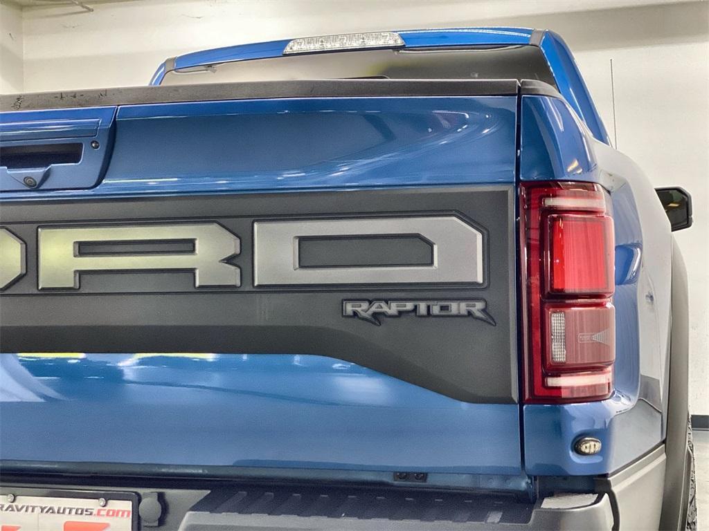 Used 2019 Ford F-150 Raptor for sale $61,888 at Gravity Autos Marietta in Marietta GA 30060 13