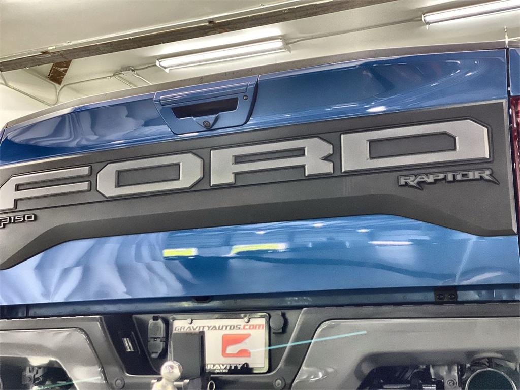 Used 2019 Ford F-150 Raptor for sale $61,888 at Gravity Autos Marietta in Marietta GA 30060 14
