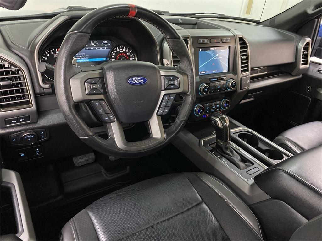 Used 2019 Ford F-150 Raptor for sale $61,888 at Gravity Autos Marietta in Marietta GA 30060 44
