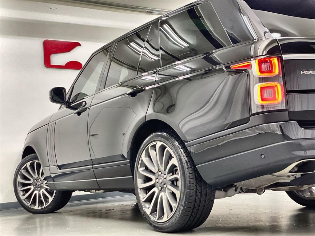 Used 2019 Land Rover Range Rover 3.0L V6 Supercharged HSE for sale $79,988 at Gravity Autos Marietta in Marietta GA 30060 15