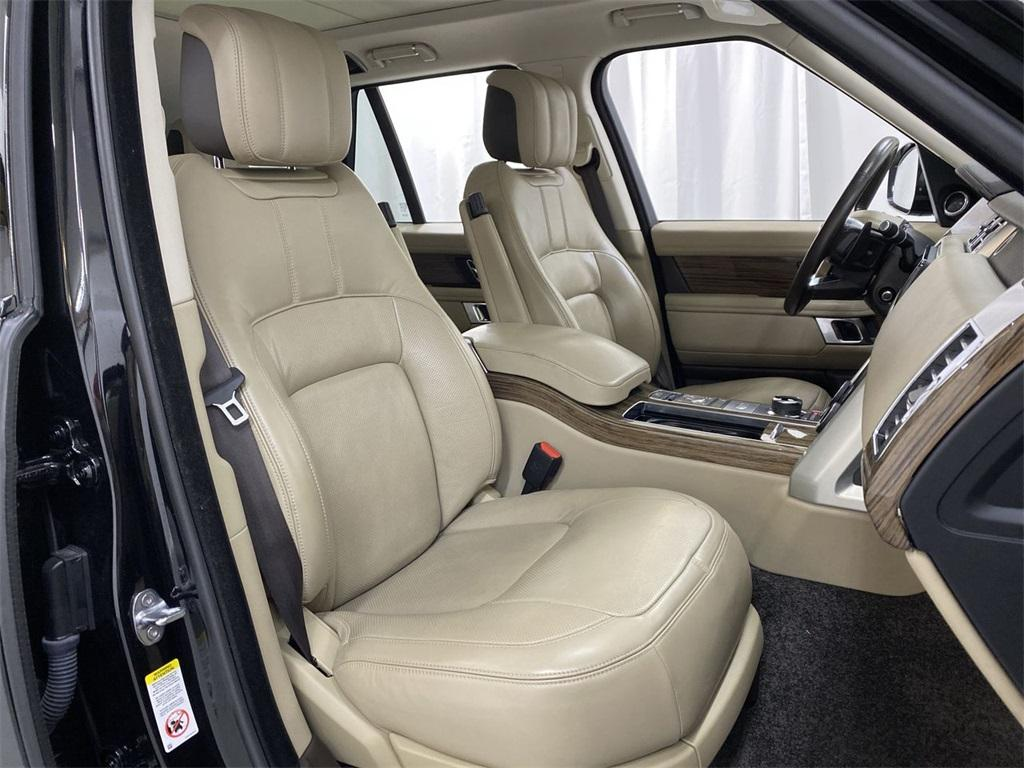 Used 2019 Land Rover Range Rover 3.0L V6 Supercharged HSE for sale $79,988 at Gravity Autos Marietta in Marietta GA 30060 21