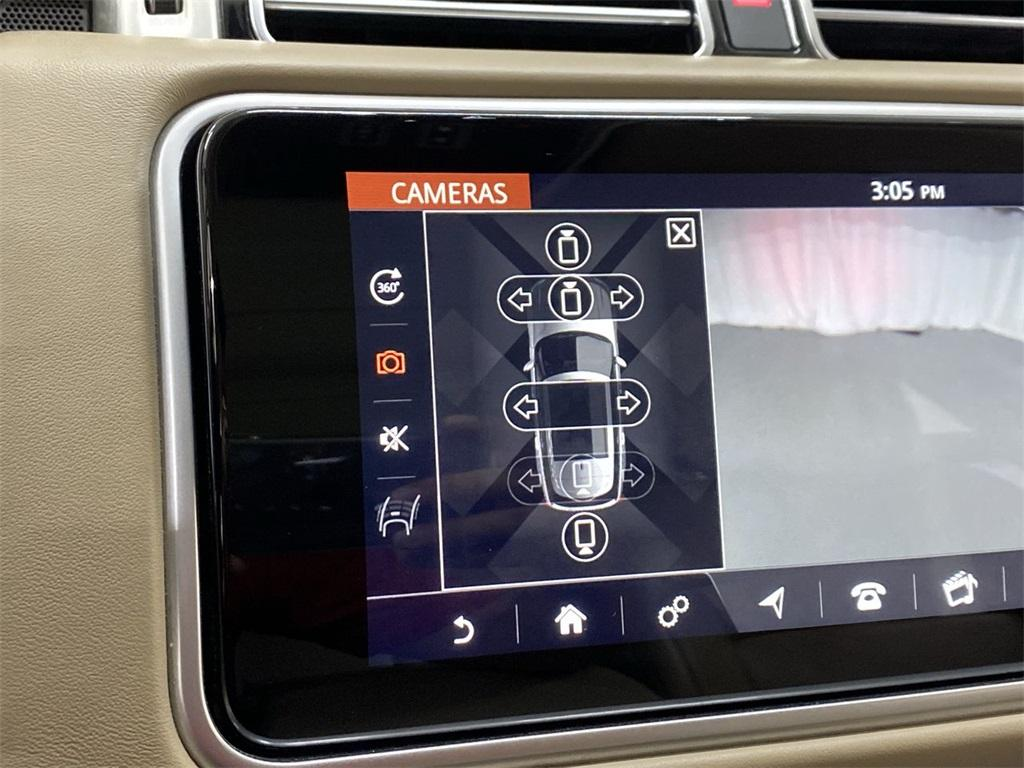 Used 2019 Land Rover Range Rover 3.0L V6 Supercharged HSE for sale $79,988 at Gravity Autos Marietta in Marietta GA 30060 36