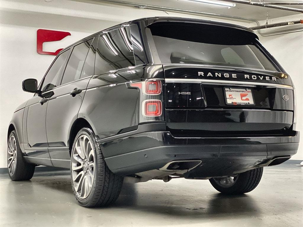 Used 2019 Land Rover Range Rover 3.0L V6 Supercharged HSE for sale $79,988 at Gravity Autos Marietta in Marietta GA 30060 6