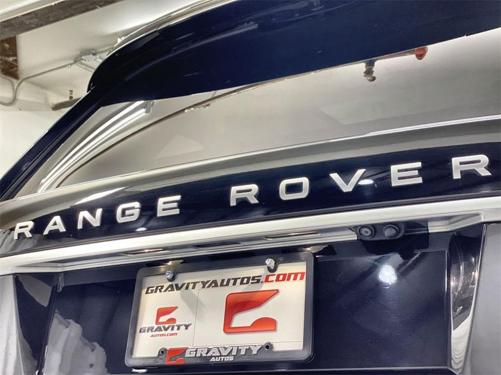 Used 2019 Land Rover Range Rover 3.0L V6 Supercharged HSE for sale $79,988 at Gravity Autos Marietta in Marietta GA 30060 60