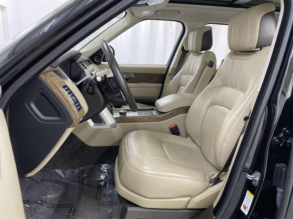 Used 2019 Land Rover Range Rover 3.0L V6 Supercharged HSE for sale $79,988 at Gravity Autos Marietta in Marietta GA 30060 9