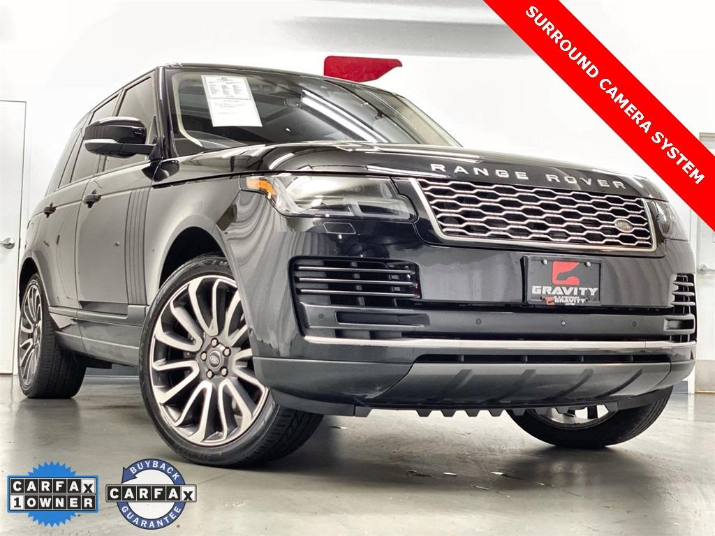 Used 2019 Land Rover Range Rover 3.0L V6 Supercharged HSE for sale $79,988 at Gravity Autos Marietta in Marietta GA 30060 1