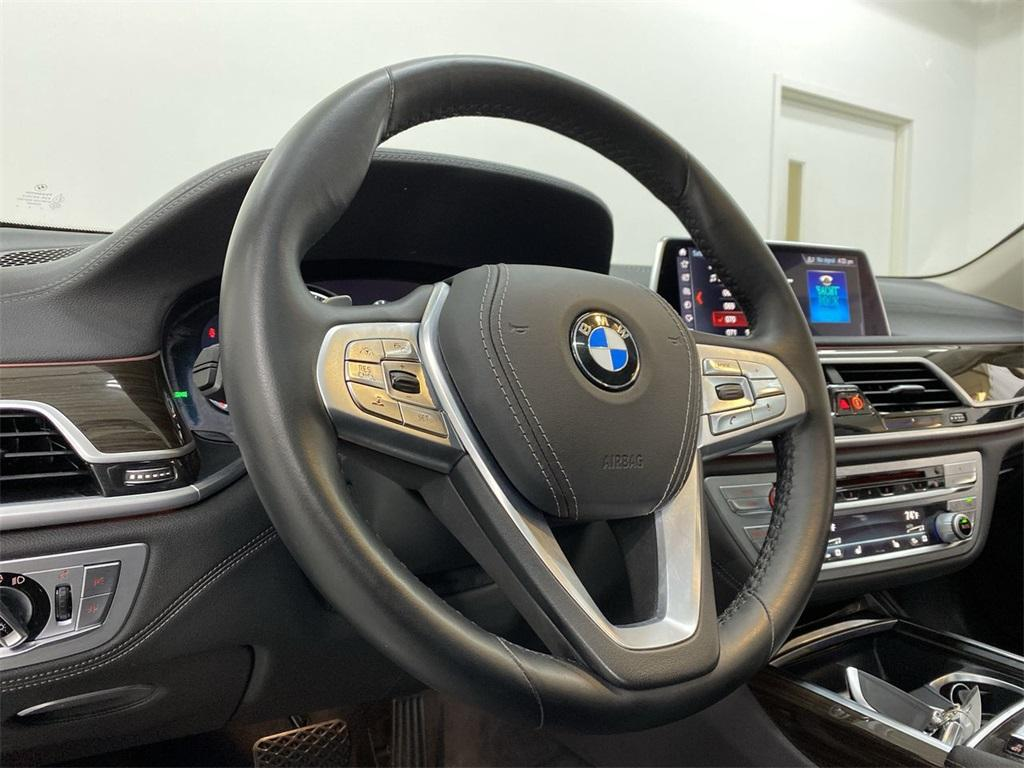 Used 2019 BMW 7 Series 740i xDrive for sale Sold at Gravity Autos Marietta in Marietta GA 30060 22
