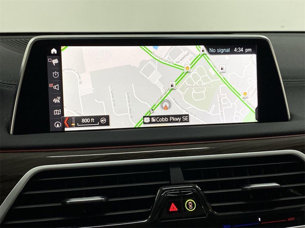 Used 2019 BMW 7 Series 740i xDrive for sale Sold at Gravity Autos Marietta in Marietta GA 30060 31