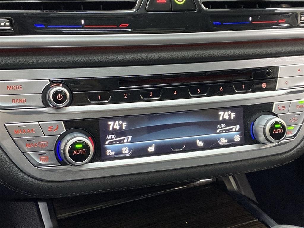 Used 2019 BMW 7 Series 740i xDrive for sale Sold at Gravity Autos Marietta in Marietta GA 30060 35