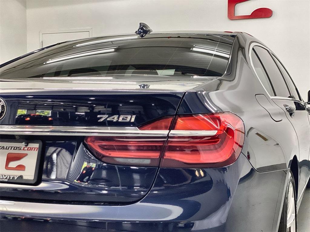 Used 2019 BMW 7 Series 740i xDrive for sale Sold at Gravity Autos Marietta in Marietta GA 30060 9
