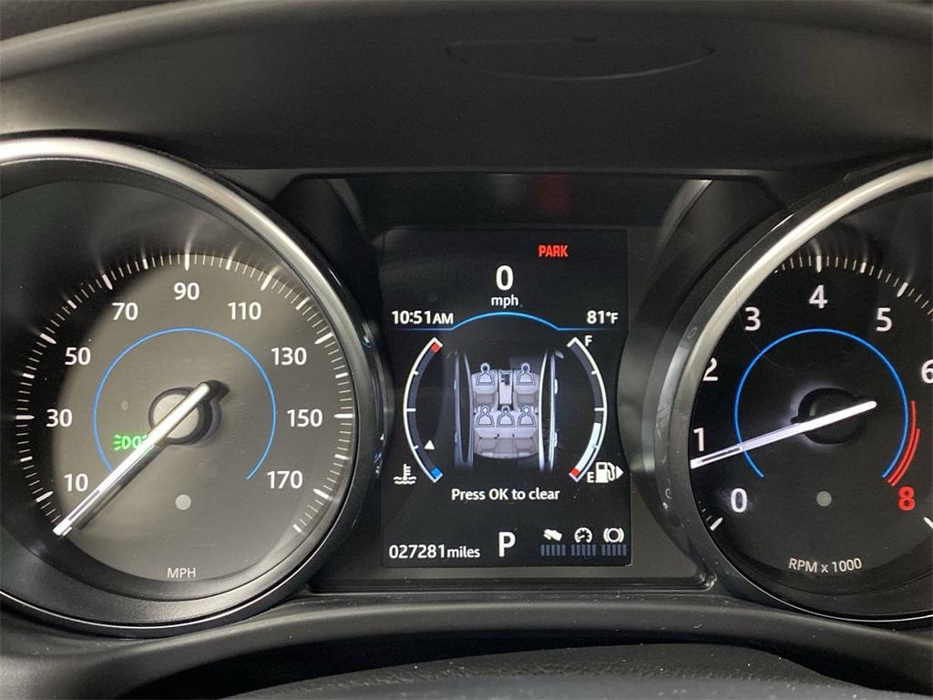 Used 2018 Jaguar XE 25t Premium for sale $27,998 at Gravity Autos Marietta in Marietta GA 30060 24