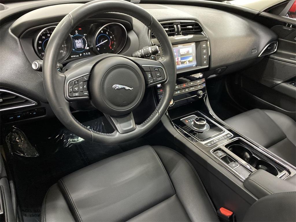 Used 2018 Jaguar XE 25t Premium for sale $27,998 at Gravity Autos Marietta in Marietta GA 30060 35