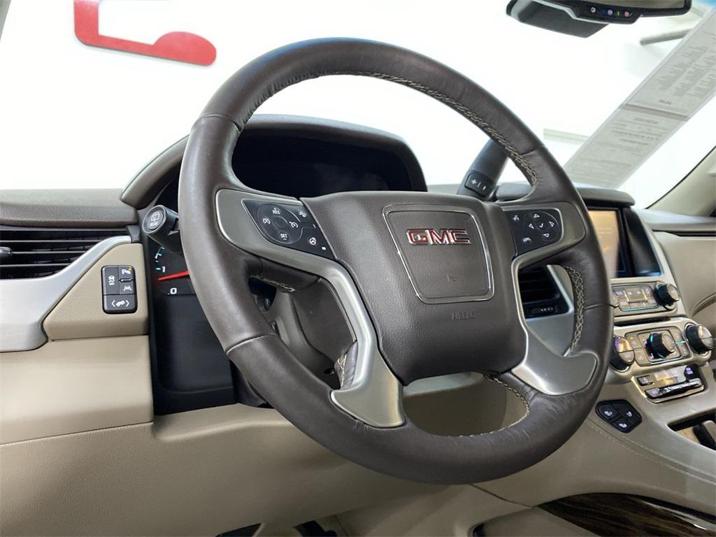 Used 2017 GMC Yukon SLT for sale $44,445 at Gravity Autos Marietta in Marietta GA 30060 22