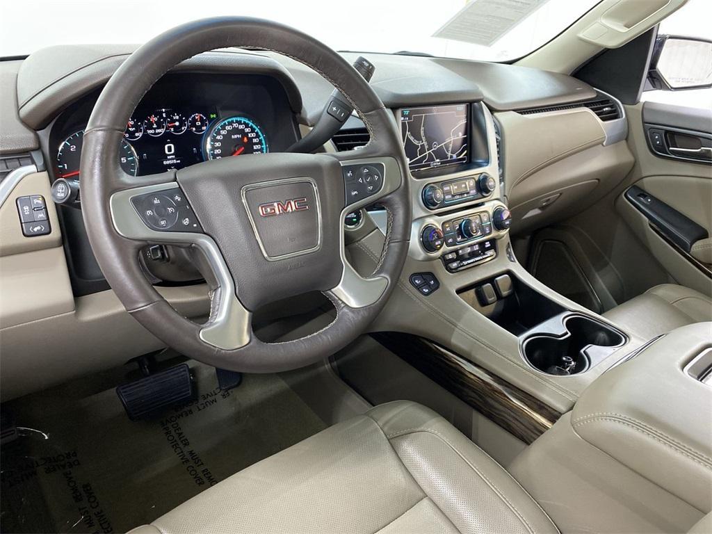 Used 2017 GMC Yukon SLT for sale $44,445 at Gravity Autos Marietta in Marietta GA 30060 37