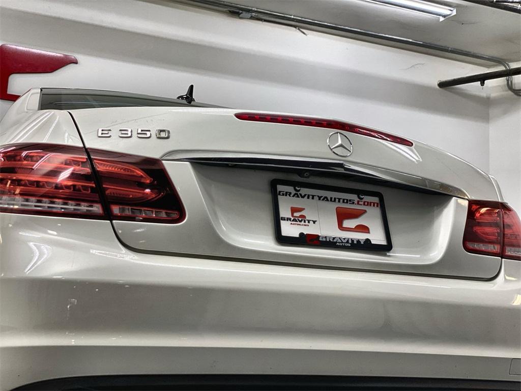 Used 2014 Mercedes-Benz E-Class E 350 for sale $25,444 at Gravity Autos Marietta in Marietta GA 30060 10