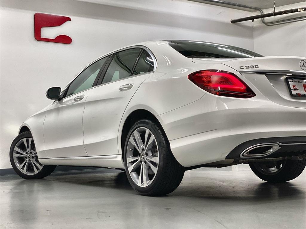 Used 2020 Mercedes-Benz C-Class C 300 for sale $41,888 at Gravity Autos Marietta in Marietta GA 30060 11