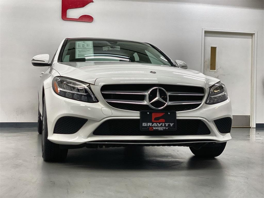 Used 2020 Mercedes-Benz C-Class C 300 for sale $41,888 at Gravity Autos Marietta in Marietta GA 30060 3