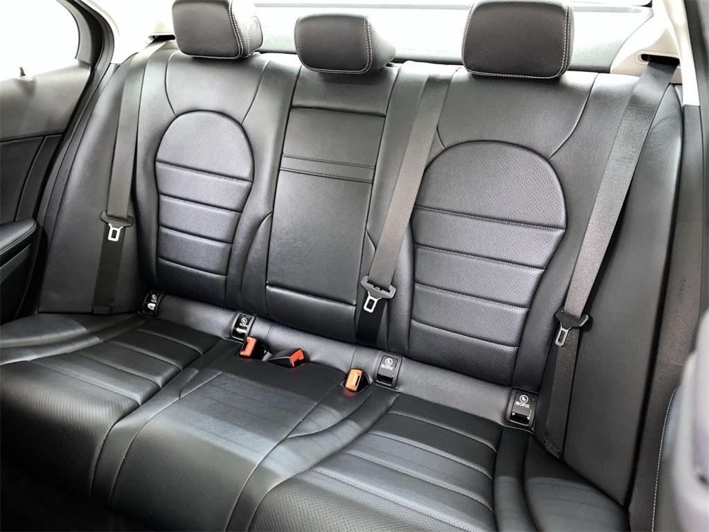 Used 2020 Mercedes-Benz C-Class C 300 for sale $41,888 at Gravity Autos Marietta in Marietta GA 30060 38