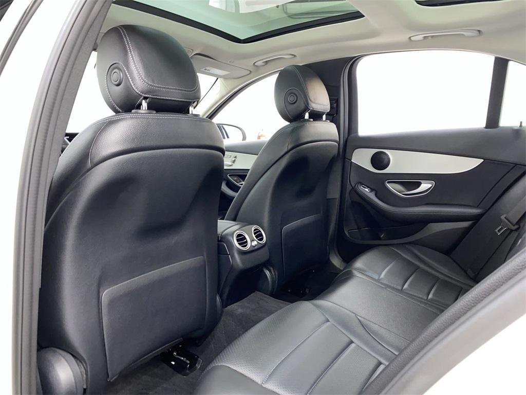 Used 2020 Mercedes-Benz C-Class C 300 for sale $41,888 at Gravity Autos Marietta in Marietta GA 30060 39