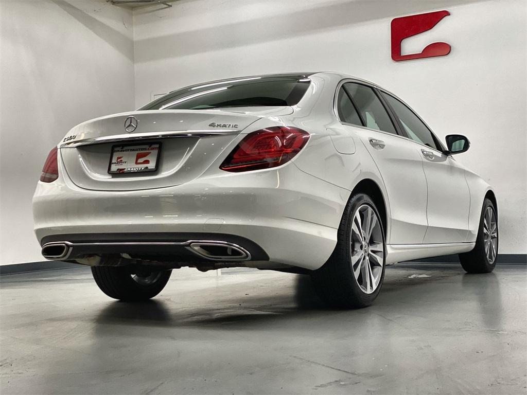 Used 2020 Mercedes-Benz C-Class C 300 for sale $41,888 at Gravity Autos Marietta in Marietta GA 30060 7