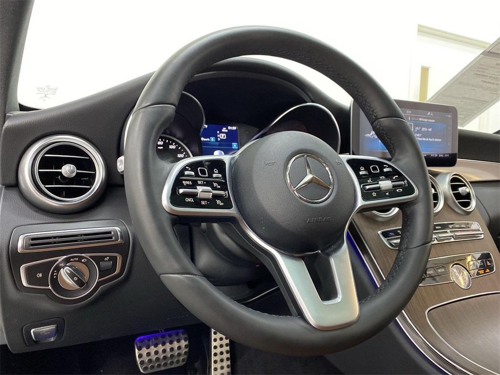 Used 2019 Mercedes-Benz C-Class C 300 for sale $43,444 at Gravity Autos Marietta in Marietta GA 30060 22