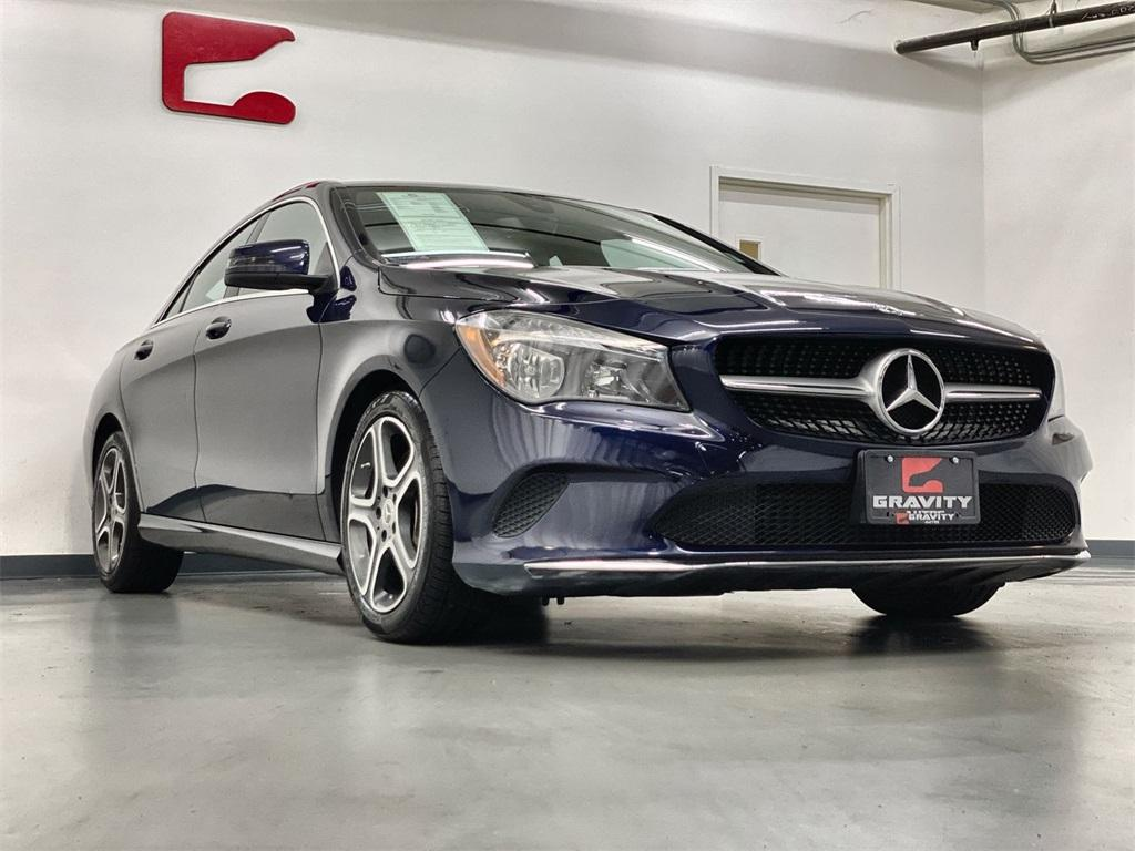 Used 2018 Mercedes-Benz CLA CLA 250 for sale $29,999 at Gravity Autos Marietta in Marietta GA 30060 2