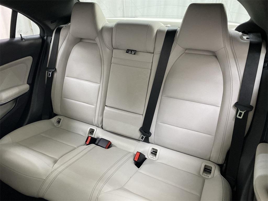 Used 2018 Mercedes-Benz CLA CLA 250 for sale $29,999 at Gravity Autos Marietta in Marietta GA 30060 35