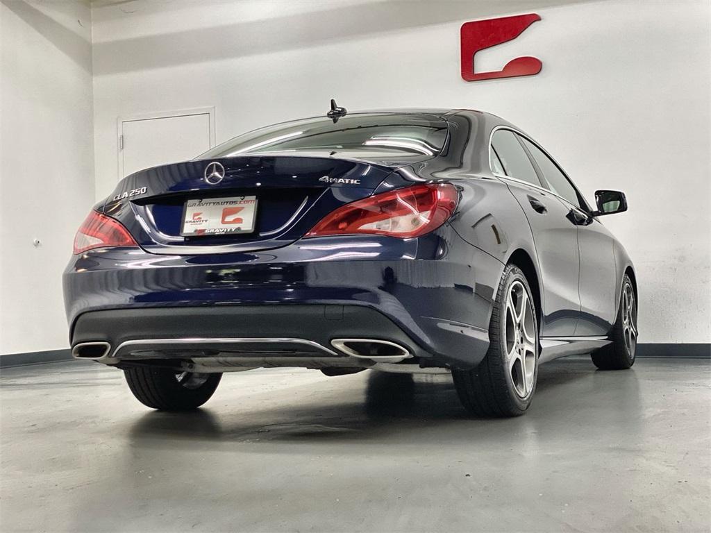 Used 2018 Mercedes-Benz CLA CLA 250 for sale $29,999 at Gravity Autos Marietta in Marietta GA 30060 7