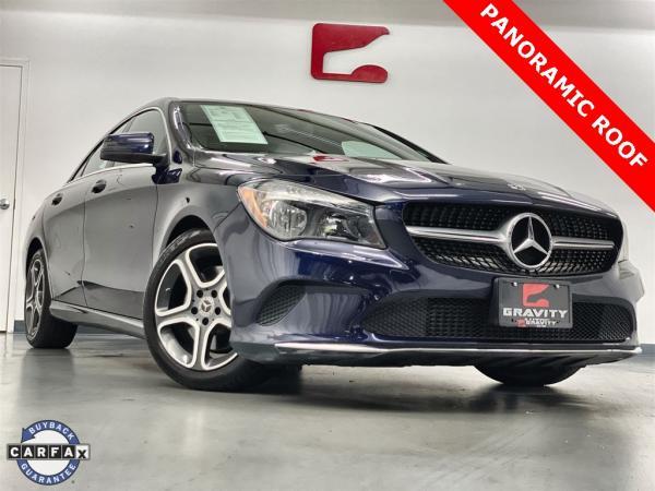 Used 2018 Mercedes-Benz CLA CLA 250 for sale $29,999 at Gravity Autos Marietta in Marietta GA