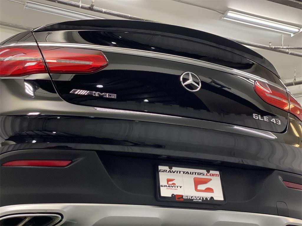Used 2018 Mercedes-Benz GLE GLE 43 AMG Coupe for sale $67,777 at Gravity Autos Marietta in Marietta GA 30060 14