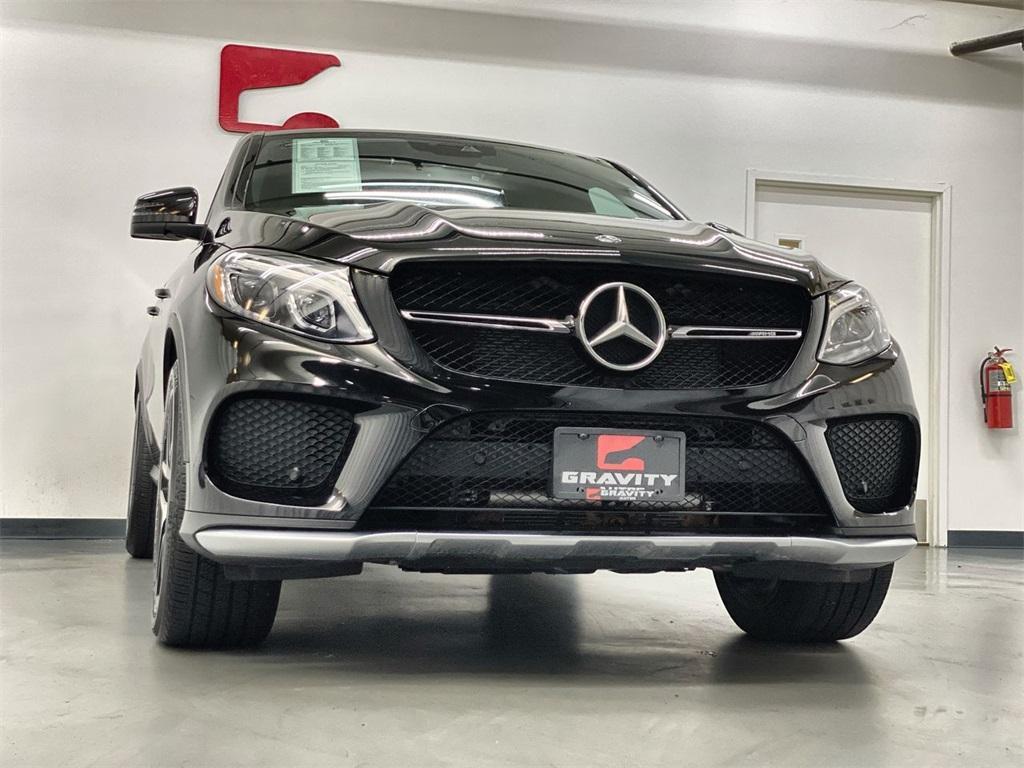 Used 2018 Mercedes-Benz GLE GLE 43 AMG Coupe for sale $67,777 at Gravity Autos Marietta in Marietta GA 30060 3