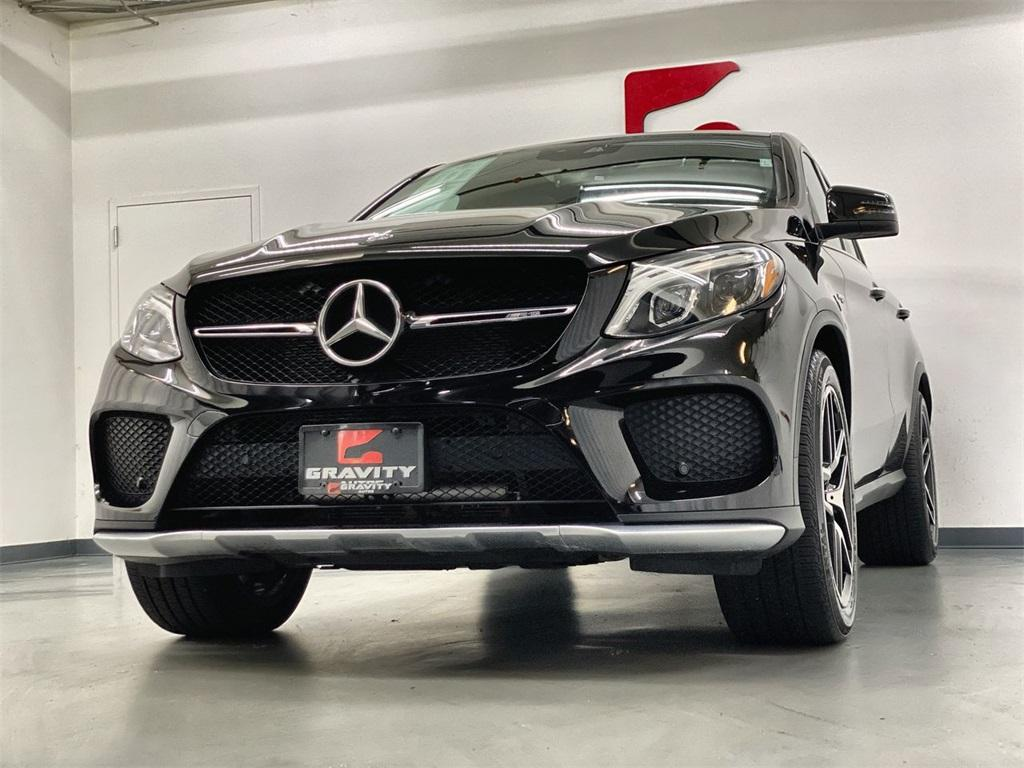 Used 2018 Mercedes-Benz GLE GLE 43 AMG Coupe for sale $67,777 at Gravity Autos Marietta in Marietta GA 30060 4