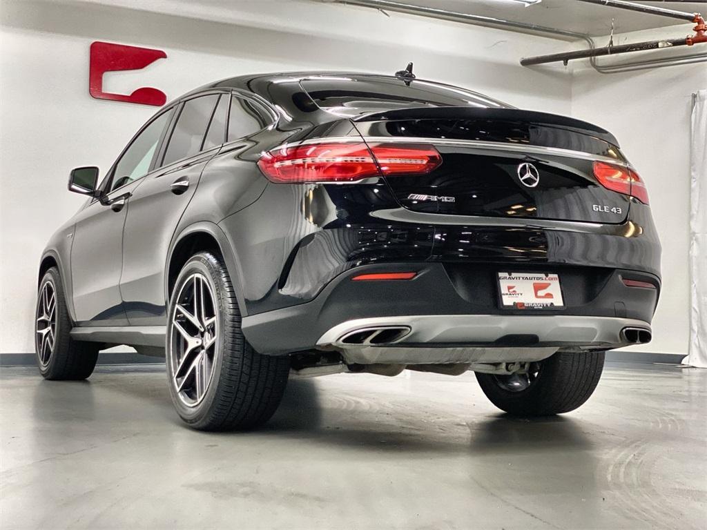 Used 2018 Mercedes-Benz GLE GLE 43 AMG Coupe for sale $67,777 at Gravity Autos Marietta in Marietta GA 30060 6