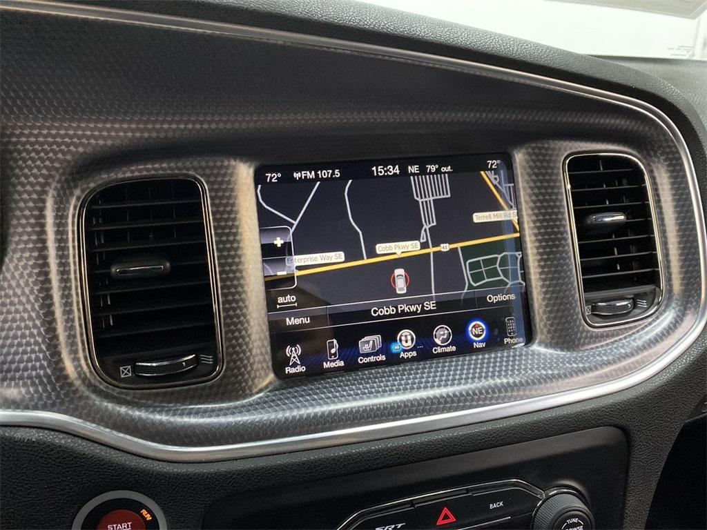 Used 2016 Dodge Charger SRT Hellcat for sale $60,888 at Gravity Autos Marietta in Marietta GA 30060 34