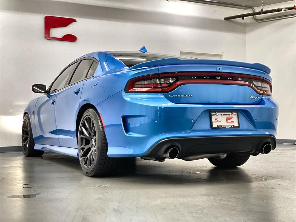 Used 2016 Dodge Charger SRT Hellcat for sale $60,888 at Gravity Autos Marietta in Marietta GA 30060 6