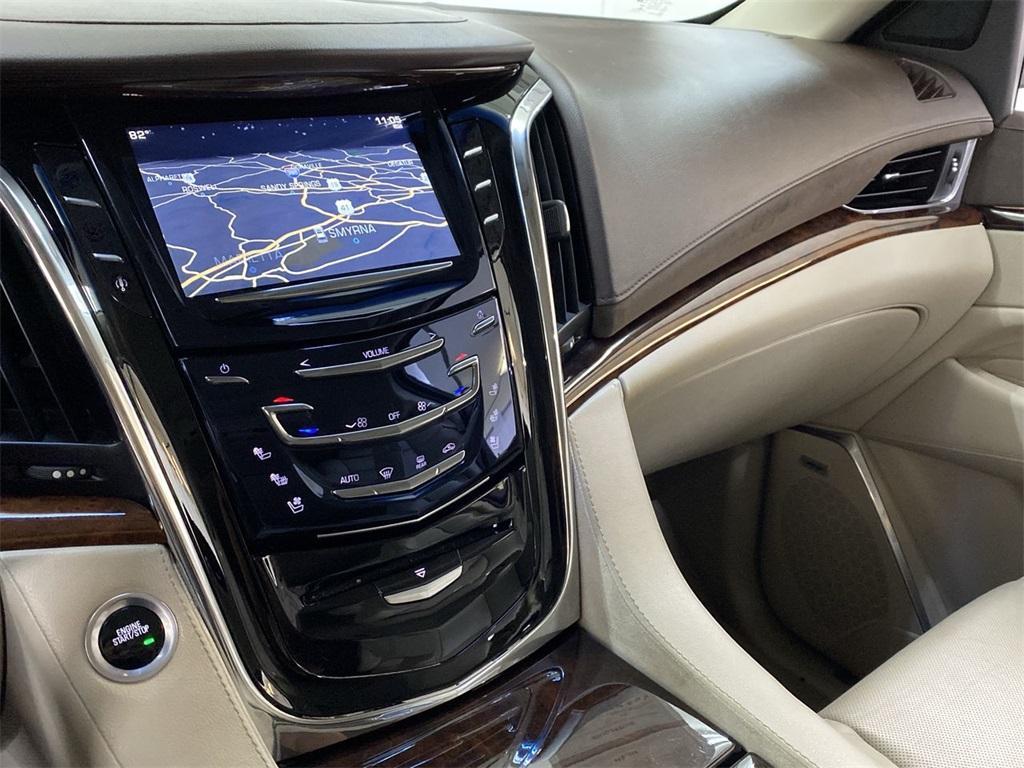 Used 2015 Cadillac Escalade Premium for sale $42,444 at Gravity Autos Marietta in Marietta GA 30060 38