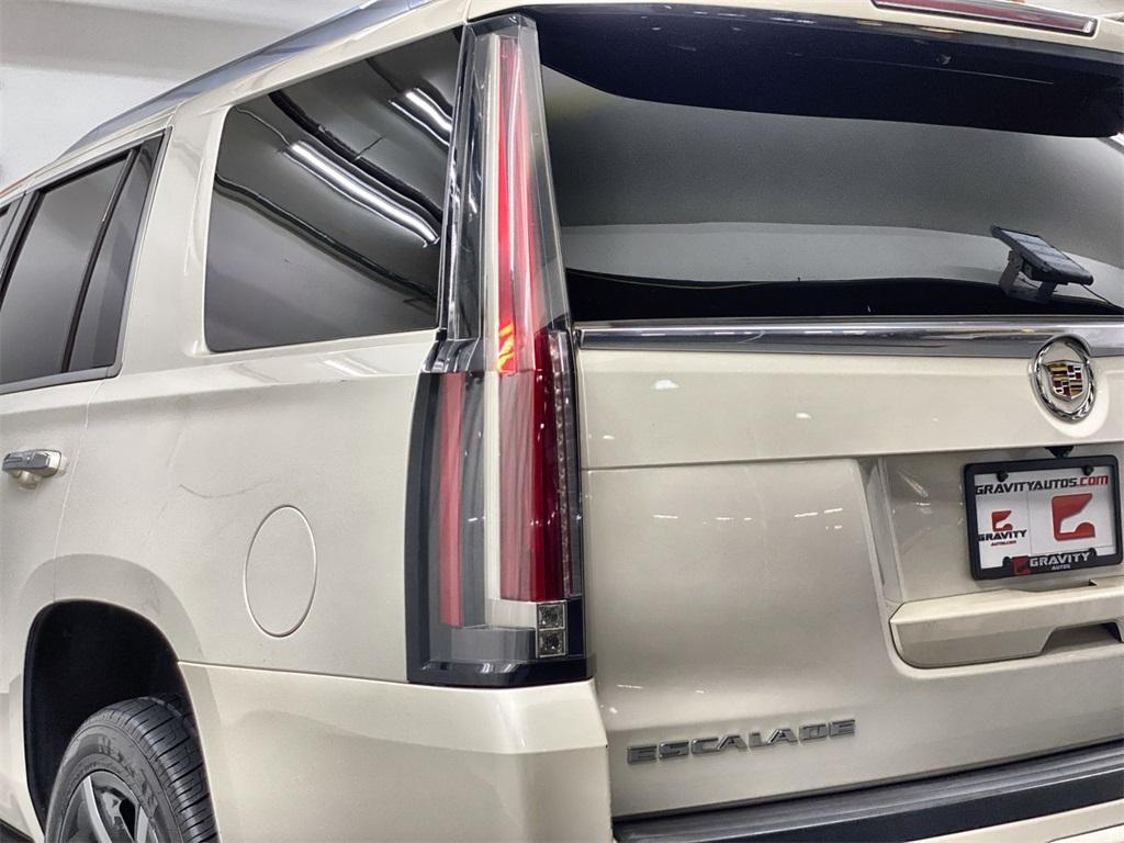 Used 2015 Cadillac Escalade Premium for sale $42,444 at Gravity Autos Marietta in Marietta GA 30060 9