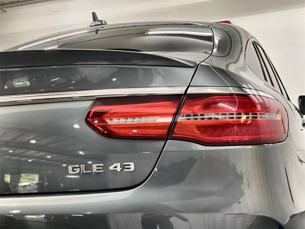 Used 2017 Mercedes-Benz GLE GLE 43 AMG Coupe for sale $56,888 at Gravity Autos Marietta in Marietta GA 30060 13