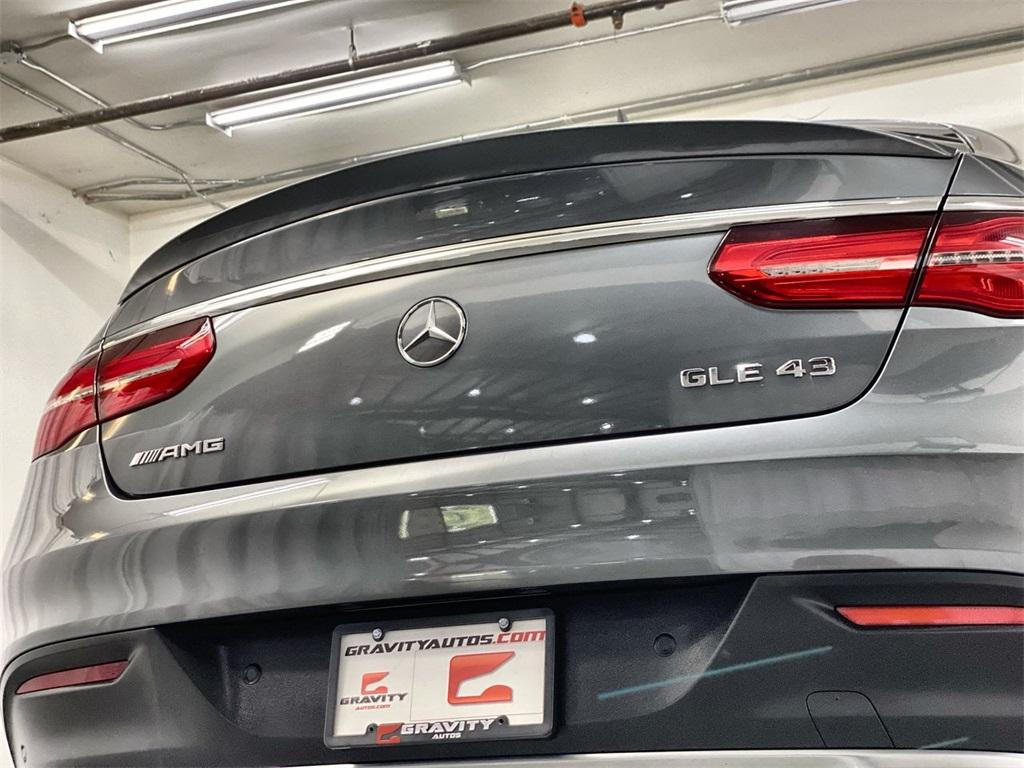Used 2017 Mercedes-Benz GLE GLE 43 AMG Coupe for sale $56,888 at Gravity Autos Marietta in Marietta GA 30060 14